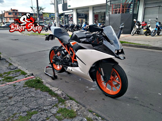 Solo En Biker Shop Ktm 200 Rc , En Excelente Estado!!!!