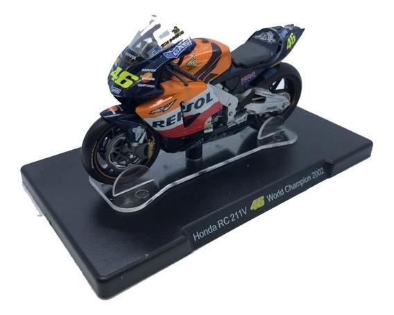 Colección De Motos Valentino Rossi Nº 06 - Yamaha Yzr - M1