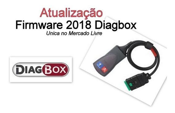 Firmware Diagbox + Instalação7.83 Excluvidade No Ml
