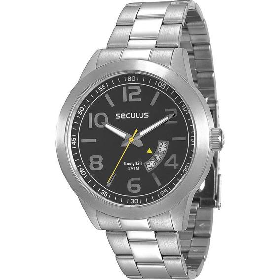 Relógio Seculus Mod 28697g0svna1 - Original! Frete Grátis!