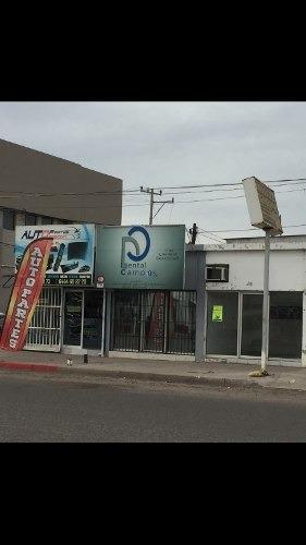Se Vende Edificio Comercial En Col. Centro.