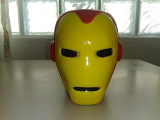 Taza Cafe Iron Man Ironman Clasico Comics Original Marvel
