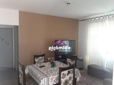 Casa Com 2 Dormitórios À Venda, 114 M² Por R$ 315.000,00 - Parque Industrial - São José Dos Campos/sp - Ca4554