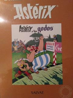 Salvat - Colección Integral Astérix 24 - Astérix Y Los Godos