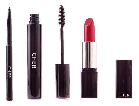 Kit De Maquillaje Uso Diario Cher Basics I
