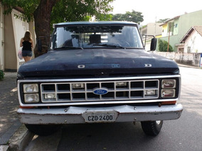 Ford F-100 Diesel
