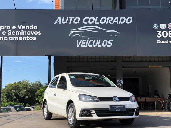 Volkswagen Gol (novo) 1.0 Trend Total Flex 4p
