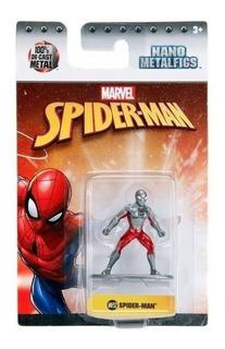 Nano Metalfigs Marvel Spiderman Metal Jada 4,5cm Original