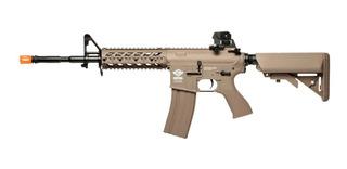 Rifle G&g Airsoft M4a1 Cm16 Raider L Dst Egc-16p-rdl-dnb-ncm