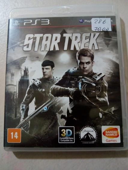 Star Trek Ps3 Mídia Física