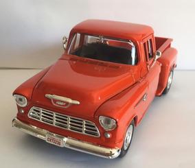 Miniatura Chevrolet Pick Up 1955 1:24