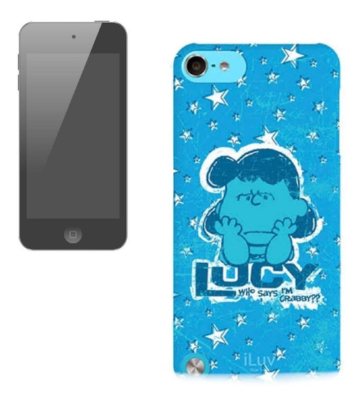 Capa Acrílico Da Iluv Lucy P/ iPod Touch 5 Geração 5g