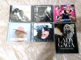 Lote Cds E Dvd Lady Gaga Nasce Uma Estrela Star Is Born