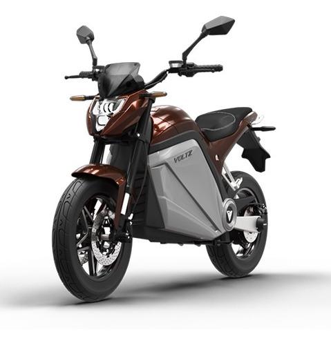 Imagem 1 de 14 de Moto Elétrica Voltz Evs Cocoa 1 Bateria