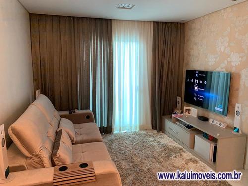 Vila Alice - Ótimo Apartamento Cobertura S/ Cond. - 72119
