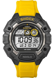 Reloj Timex T49974 Expedition Global Agente Oficial Caba
