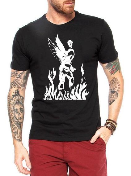 Camiseta Masculina Cs Go Grafiti Olofmeister Preta
