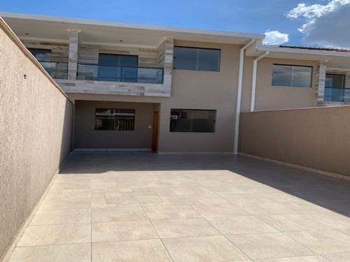 Casa Geminada Com 3 Quartos Para Comprar No Itapoã Em Belo Horizonte/mg - 3677