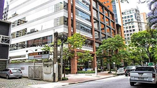 Imagem 1 de 2 de Escritório Para Locação Em São Paulo, Vila Olimpia - 654cb_2-1033385