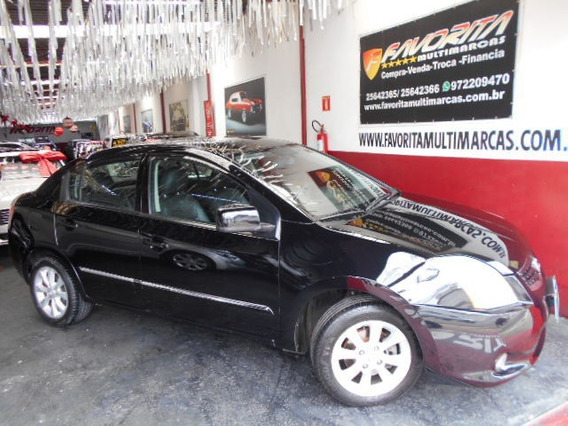 Sentra S 2.0 Flex 10 Troco Favorita Multimarcas