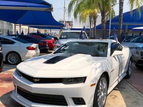 Chevrolet Camaro 6.2 Coupe Ss V8 At 2014