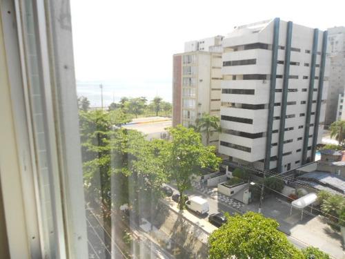 Imagem 1 de 14 de Ponta Da Praia- 3 Dorm-ste-gar Dem-lazer-v.mar- Mobiliado!