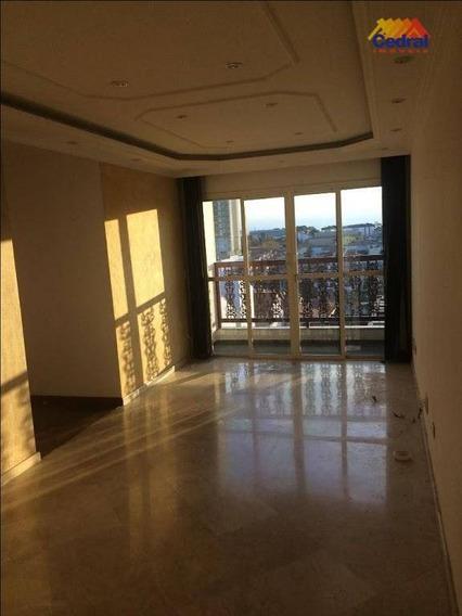Apartamento Com 3 Dormitórios Para Alugar, 80 M² Por R$ 950/mês - Chácara Jafet - Mogi Das Cruzes/sp - Ap0659