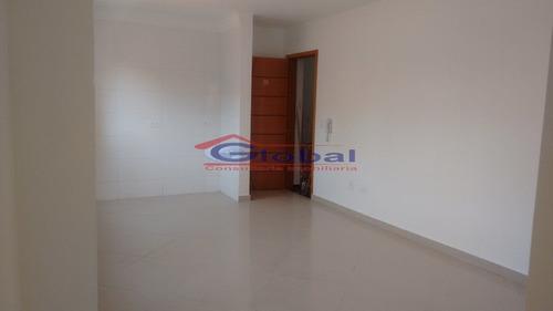 Apartamento S/ Condomínio - Campestre - Santo André - Gl36506