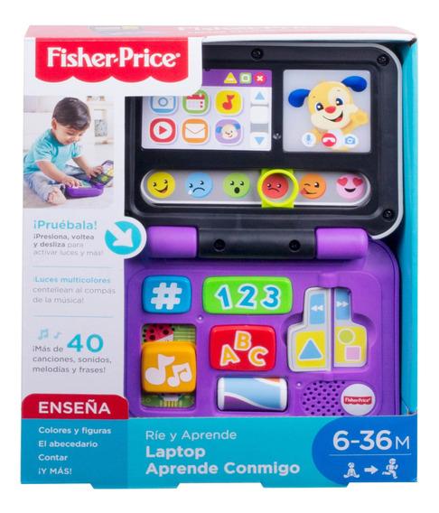 Fisher-price, Laptop Aprende Conmigo