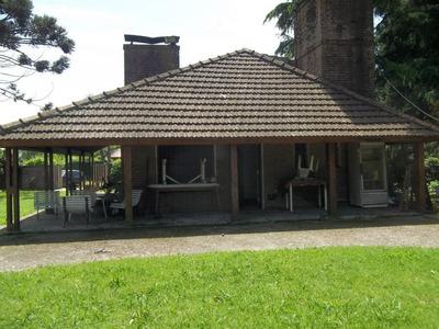 Excelente Casa Quinta En El Barrio Cerrado Santa Amelia.