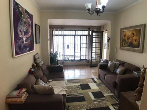 Casa Com 3 Dormitórios À Venda, 107 M² Por R$ 400.000,00 - Bonfim - Campinas/sp - Ca4232