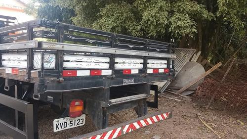 Carroceria Madeira 6.20 X 2.20 2019 Caminhão ¾  Nova