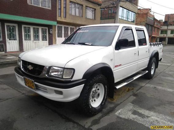 Chevrolet Luv Tfs 4x4 Diesel