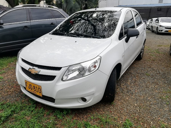 Chevrolet Sail Mt Ls C/a Ab Abs