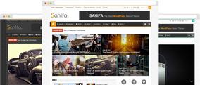 Sahifa Responsive Wordpress | News | Magazine | Nespaper
