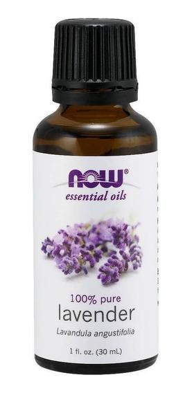 Now Aceite Esencial De Lavanda, 30 Ml - Barulu