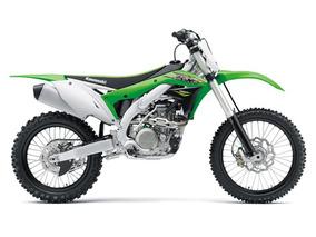 Kx 450f 2018 Com Bônus Últimas Unidades! Motocross E Trilha