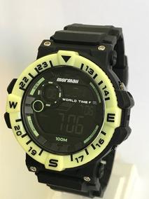 Relógio Mormaii Digital Masculino Mom1131b/8p