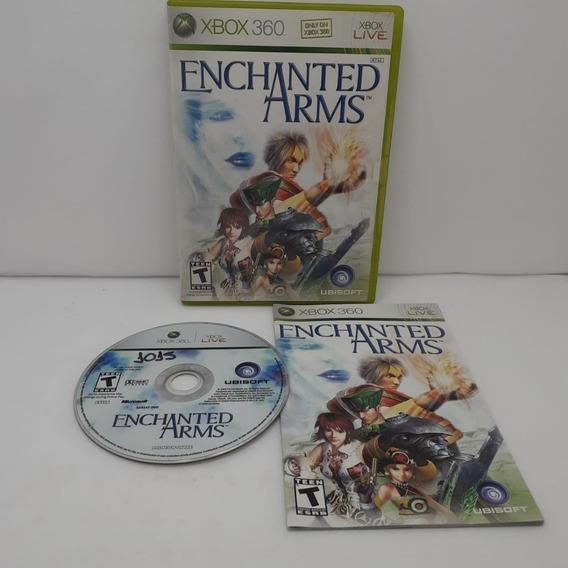 Jogo Usado Enchanted Arms Xbox 360 Em Estoque Oferta