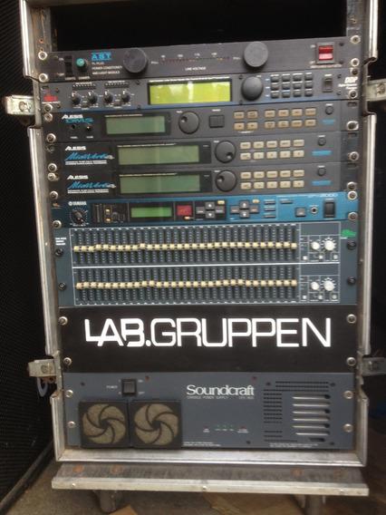 Ecualizador Y Multiefectos Varios Bss Y Yamaha Miniverb