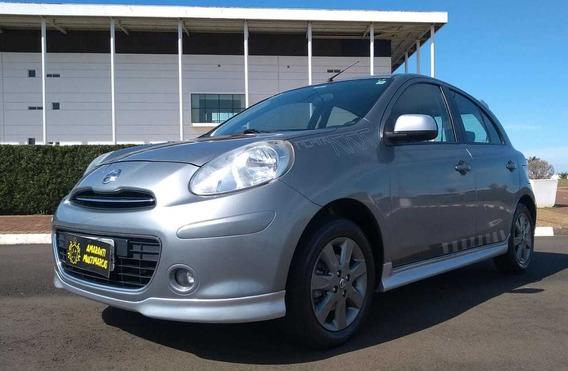 Nissan March 2014 1.6 Sr 5p
