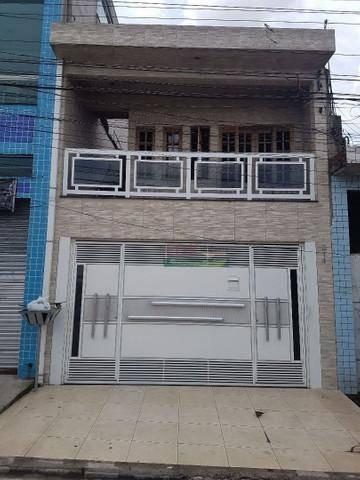 Imagem 1 de 4 de Sobrado Com 4 Dormitórios À Venda, 205 M² Por R$ 424.000 - Jardim Anchieta - Ferraz De Vasconcelos/sp - So1998