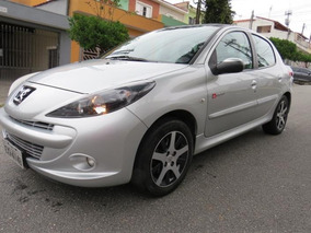 Peugeot 207 1.6 Quiksilver 16v Flex 4p Manual 2012/2013
