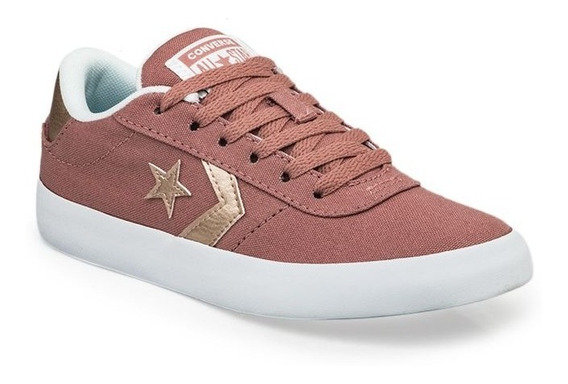 Converse Point Star Ox Edicion Limitada Pink Gold Mujer!! @