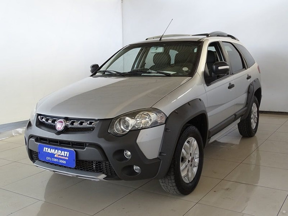Fiat Palio 1.8 Mpi Adventure Weekend 16v (8802)