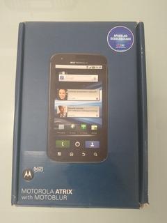 Celular Motorola Atrix Mb860 2011