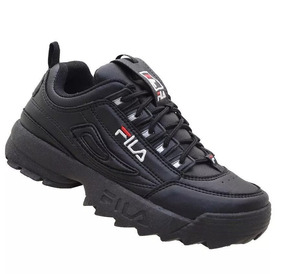a5e1ef1114 Tênis Fila Sneaker Dusruptor Lançamento Unissex Envio Em 24h