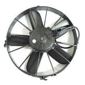 Ventilador Axial 24v 11 2168 M/h-dcm - Spheros Volare