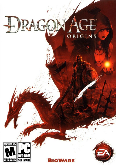 Dragon Age Origins Pc - Steam Key (envio Flash)
