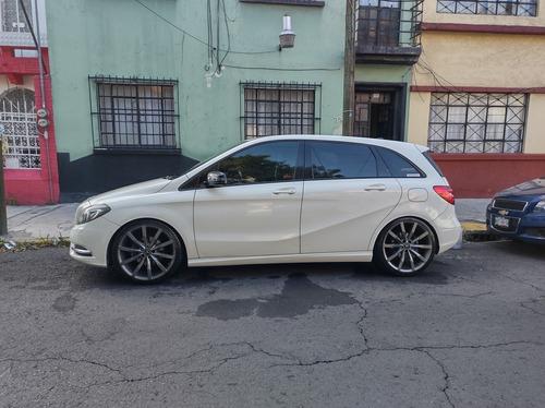 Imagen 1 de 10 de Mercedes-benz Clase B 2013 1.6 180 Cgi Exclusive Mt